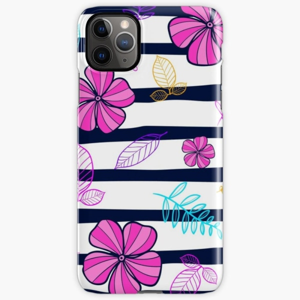 Skal till iPhone 12 Pro Max - Draw Flowers