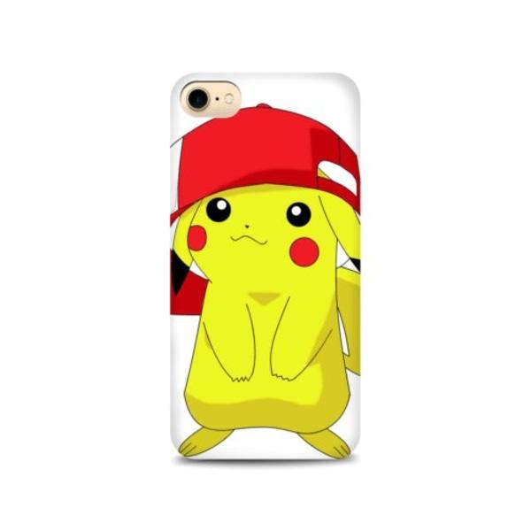 Pokemon Skal till iPhone 7 - Pikachu Gangster