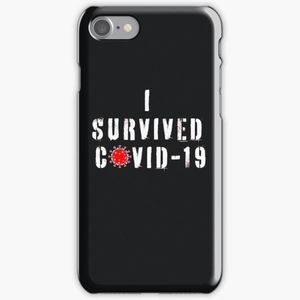 Skal till iPhone 5/5s SE - I Survived Covid-19