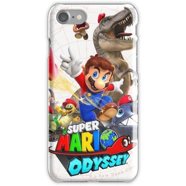 Skal till iPhone 6/6s - Mario Odyssey