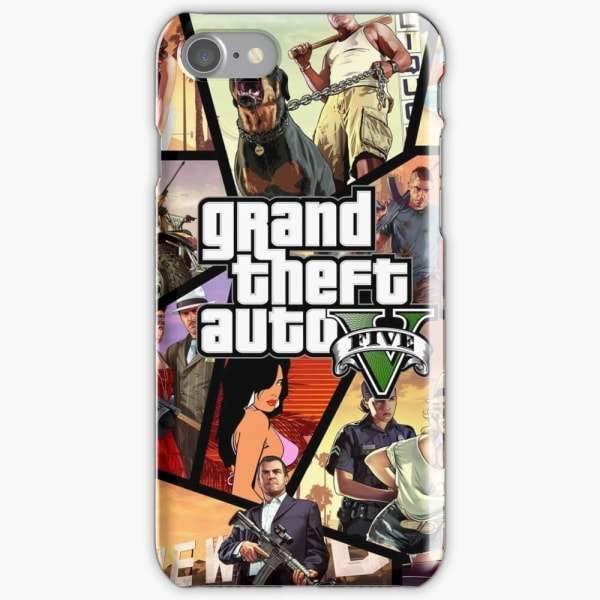 Skal till iPhone 8 Plus - GTA