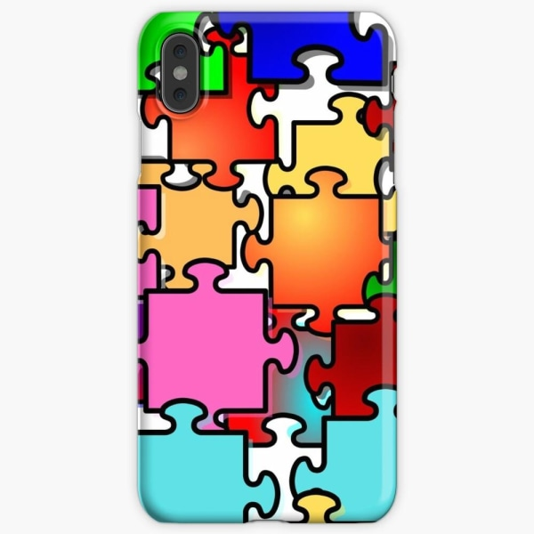 Skal till iPhone X/Xs - puzzle