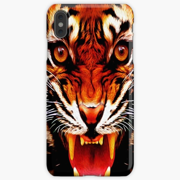 Skal till iPhone Xs Max - Tiger