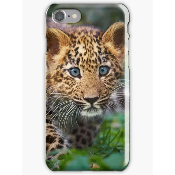 WEIZO Skal till iPhone 6/6s Plus - Leopard