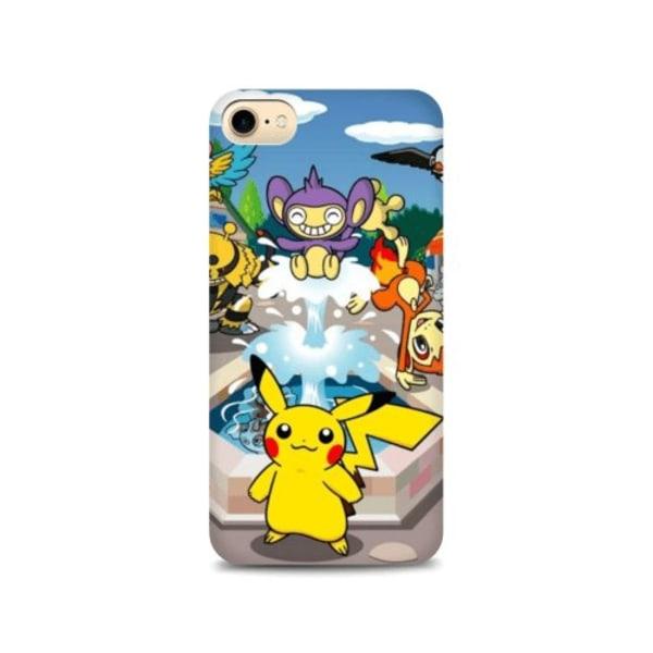 WEIZO Skal till iPhone 7 - Pokemon Fontän