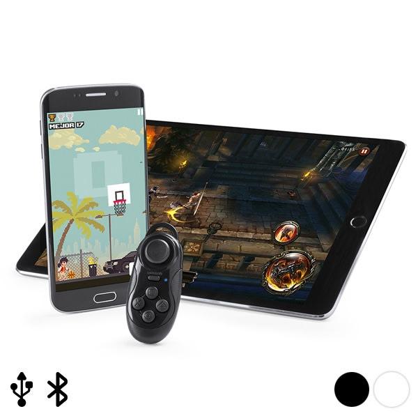 Bluetooth Gamepad Handkontroll IOS – Android Mobiletelefon