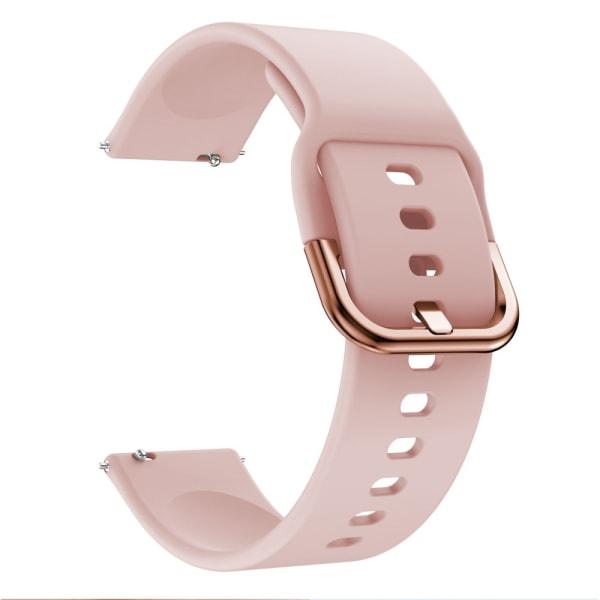 Silikonarmband Fitbit Versa/Versa 2 Rosa