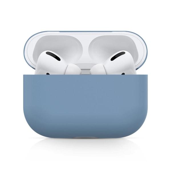 Silikonskal Apple AirPods Pro Ljus Himmelsblå