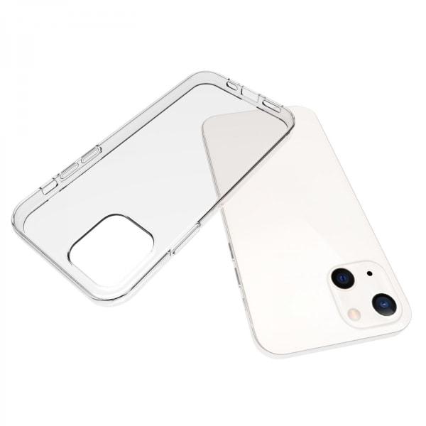 iPhone 13 Skal TPU Transparent