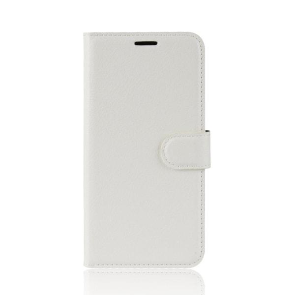 Mobilfodral Läder Samsung Galaxy S20 Vit