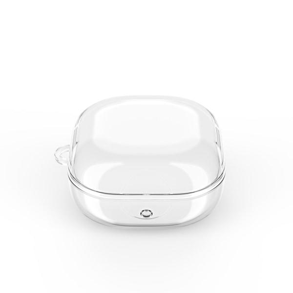 Skal Galaxy Buds Live/Pro Transparent Vit