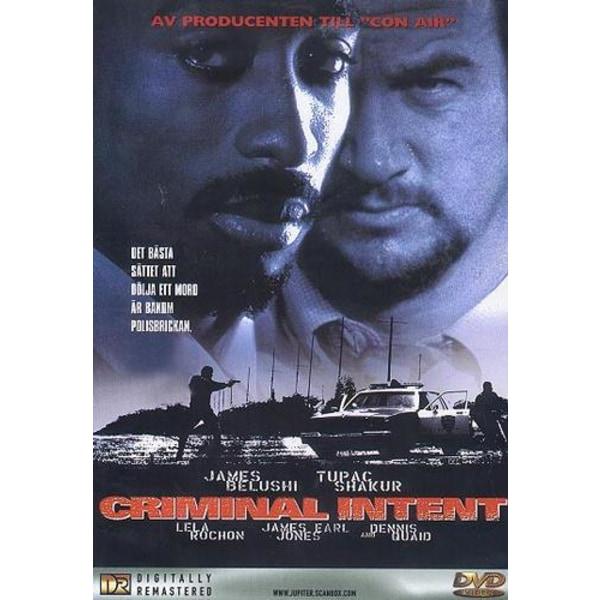 Criminal Intent - DVD