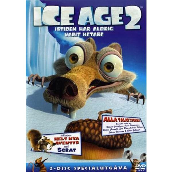 Ice Age 2 (2 disc)  -DVD