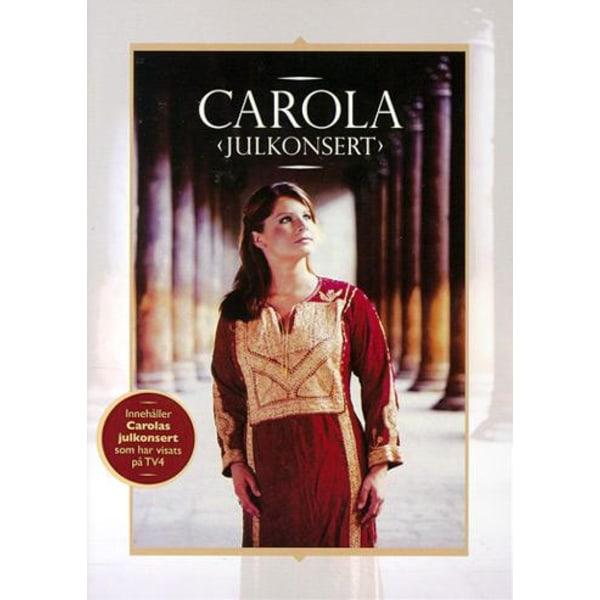 Carola - Julekoncert - DVD