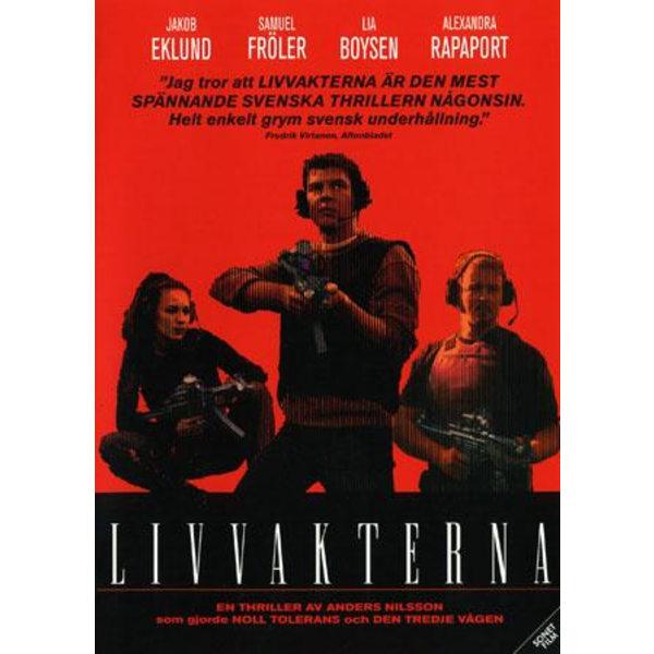 Livvagterne - DVD