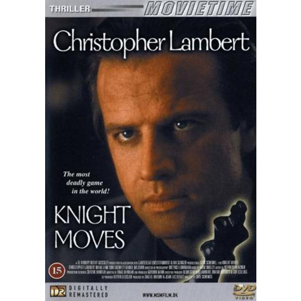 Sista Draget - Knight Moves - DVD