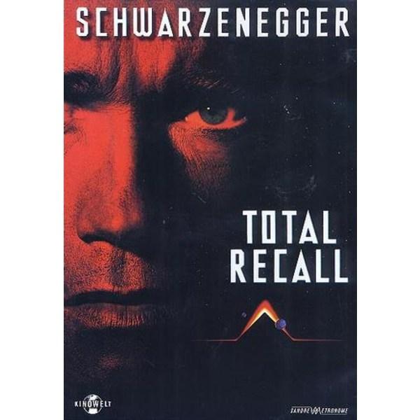Total Recall (1990) - DVD