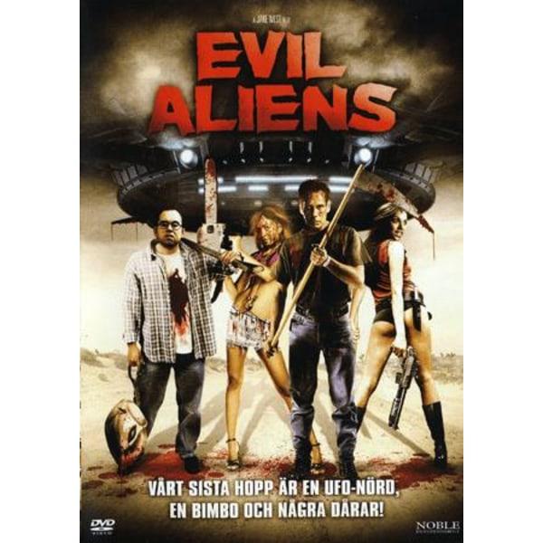 Evil Aliens - DVD