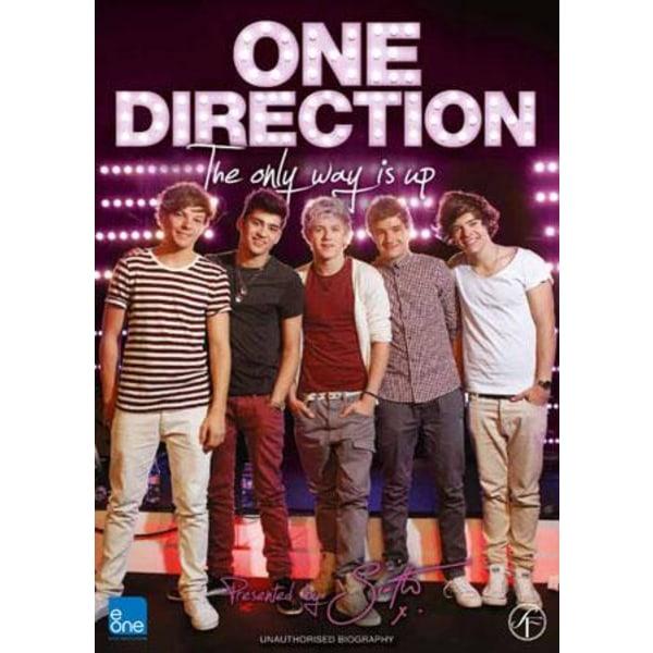 One Direction - Ainoa tie ylöspäin - DVD