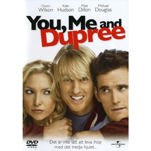 You, Me And Dupree - DVD