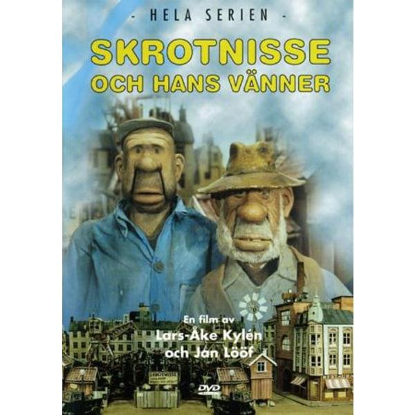 Scrap Man And His Friends - Hele serien - DVD