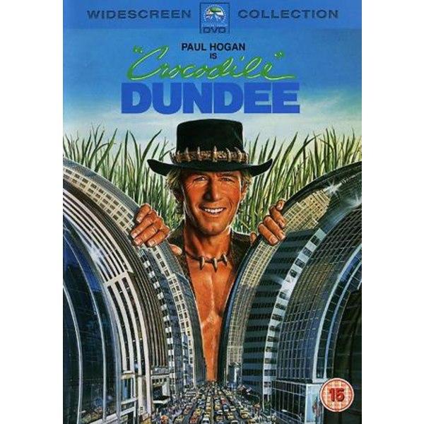 Crocodile Dundee  - DVD