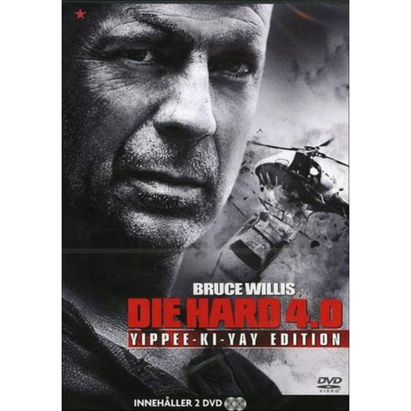 Die Hard 4.0 (2 disc) - DVD