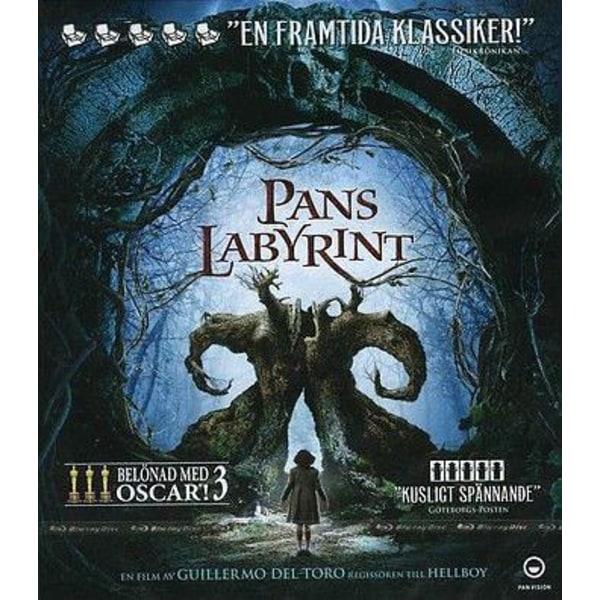 Pans Labyrint - Bluray