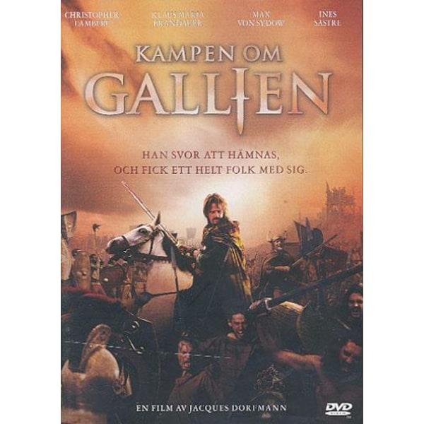 Gallian taistelu - DVD