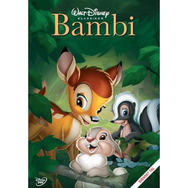 Bambi (Disney) - DVD