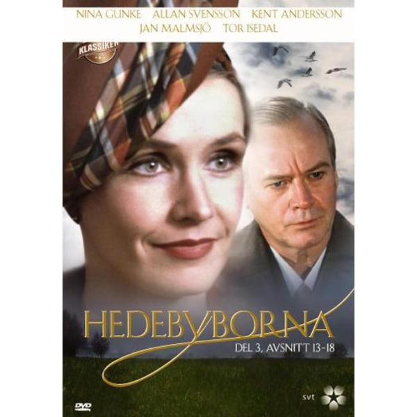 Hedebyborna, osa 3, jakso 13-18 - DVD