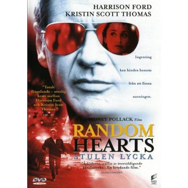 Satunnaiset sydämet - DVD
