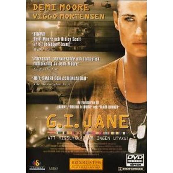 G.I. Jane - DVD