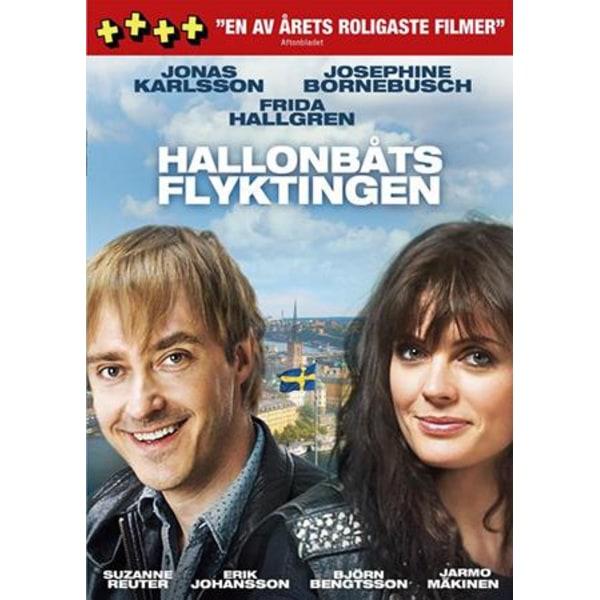 Hallonbåtsflyktingen - DVD