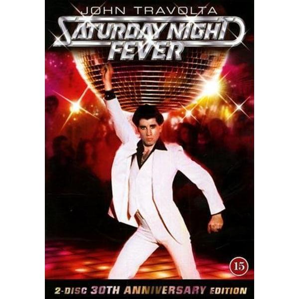 Saturday Night Fever - 30th Anniversary Edition (2 disc) - DVD