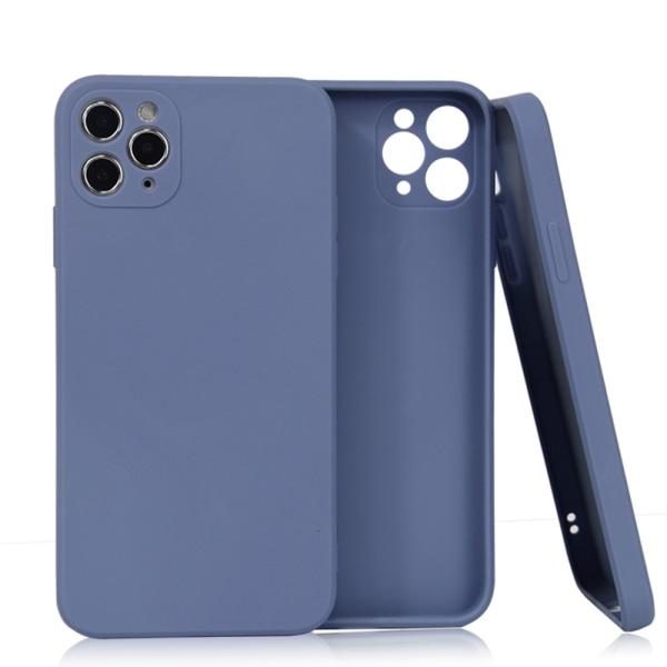 Välj TPU skal Iphone 12/11/XS/X/XR/8/7/6 +/Pro/Max/Mini fodral - Lila Iphone 6/6s