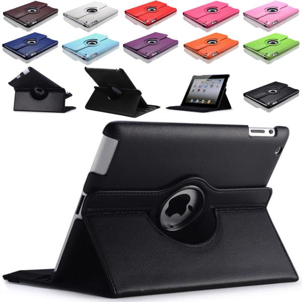 iPad 2/3/4 fodral - Svart Ipad 2/3/4 från år 2011/2012 Ej Air