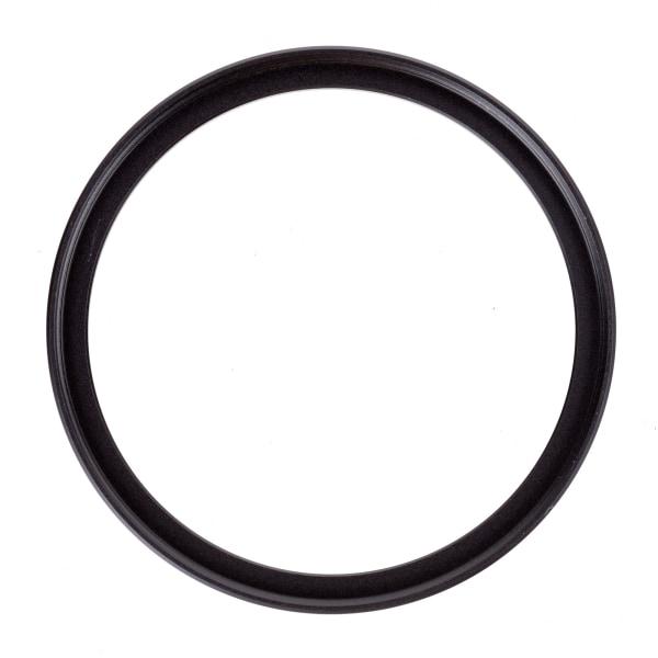 58 - 62 mm adapterring / step-up ring svart