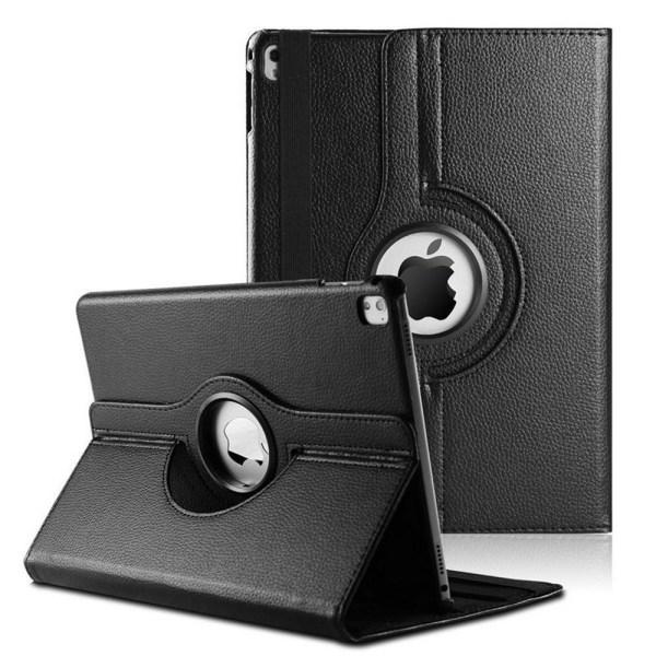 iPad Pro 9.7 fodral skydd 360° rotation ställ skärmskydd väska - Svart Ipad Pro 9.7