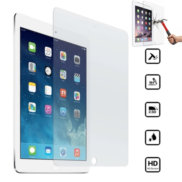 Välj modell skärmskydd iPad Air/Pro/Mini 1/2/3/4/5/6/7/8/11 - Ipad 2/3/4 från år 2011/2012 Ej Air