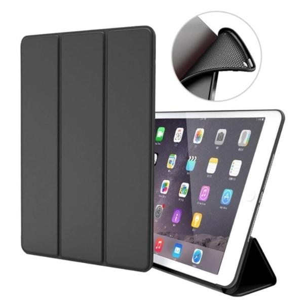 Alla modeller silikon iPad fodral air/pro/mini smart cover case- Svart Ipad 2/3/4 från år 2011/2012 Ej Air