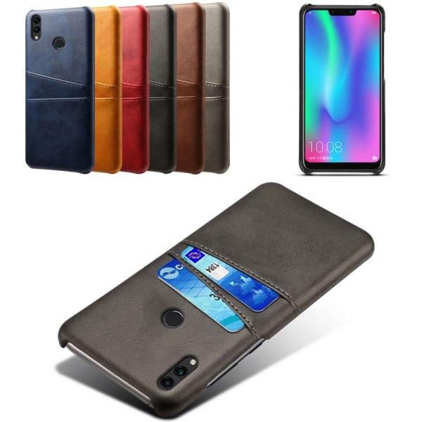 Huawei P20 Lite skal kort - Svart Huawei P20 Lite
