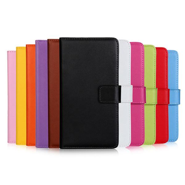 iPhone 12/12 Pro plånboksfodral plånbok fodral skal skydd gul - Gul iPhone 12 / 12 Pro