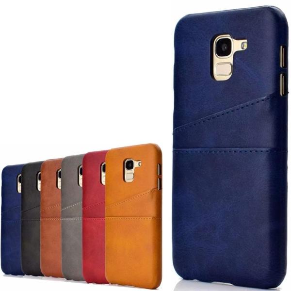 Samsung Galaxy J6 skal kort - Svart J6