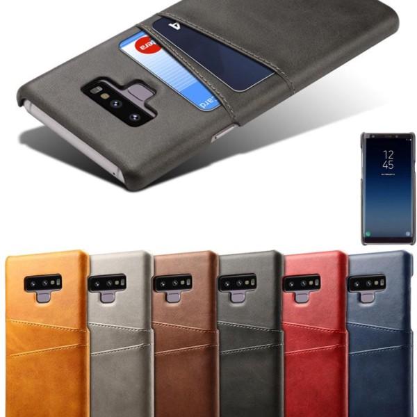 Samsung Galaxy Note9 skal kort - Ljusbrun / beige Note9