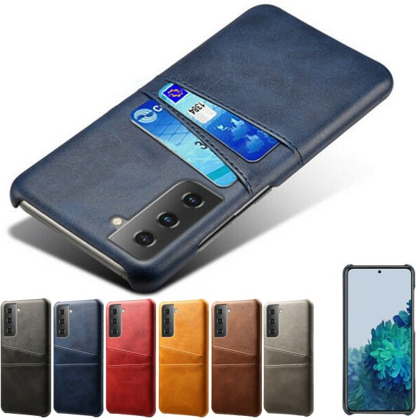 Samsung Galaxy S21+ skal kort - Svart S21+