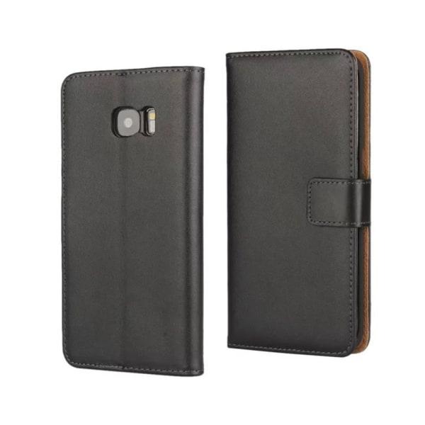 Samsung S9+/S10/S10+/S10e plånbok skal fodral - Svart Samsung Galaxy s10