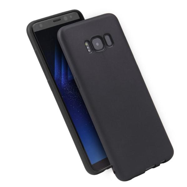 Silikon TPU skal Samsung S10/S9/S8/S7 Plus/Edge/e fodral blå - Blå S9 Galaxy Samsung