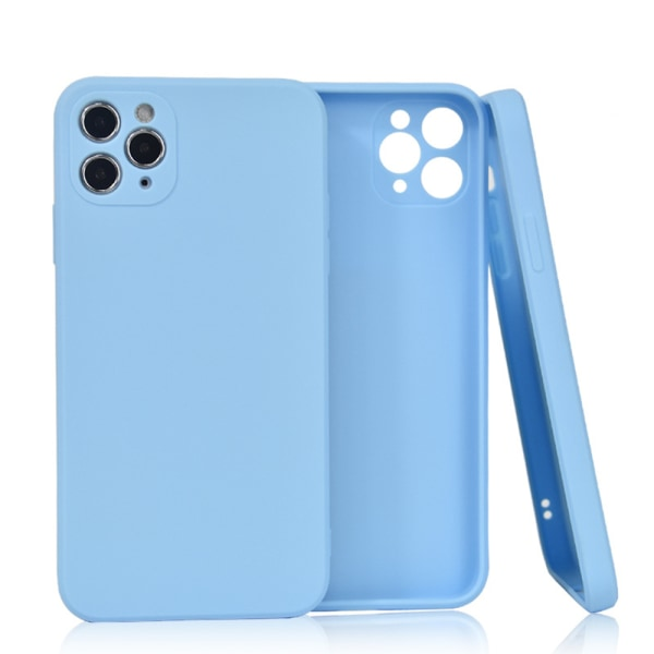 Välj TPU skal Iphone 12/11/XS/X/XR/8/7/6 +/Pro/Max/Mini fodral - Mörkgrön Iphone 12 mini