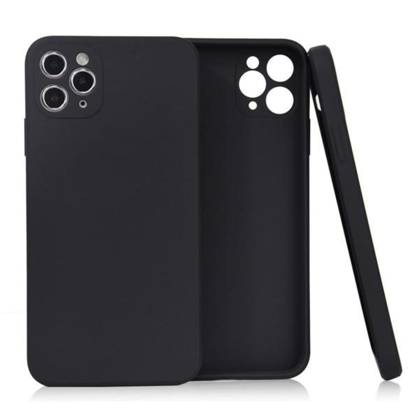 Välj TPU skal Iphone 12/11/XS/X/XR/8/7/6 +/pro/max/mini fodral - Mörkgrön Iphone 6+/6s+